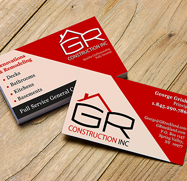 Business Card print