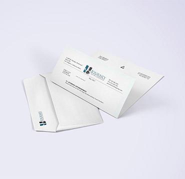 Envelope Card Journey