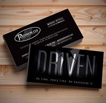 Business Card Platinum