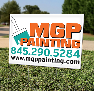 Yard Sign MGP